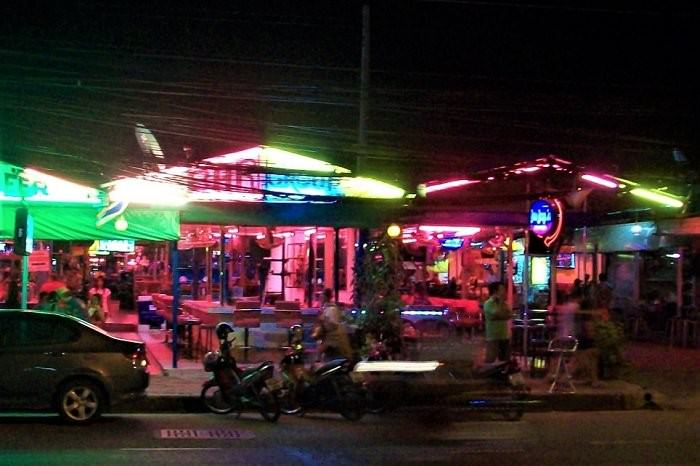 Pattaya Second Road