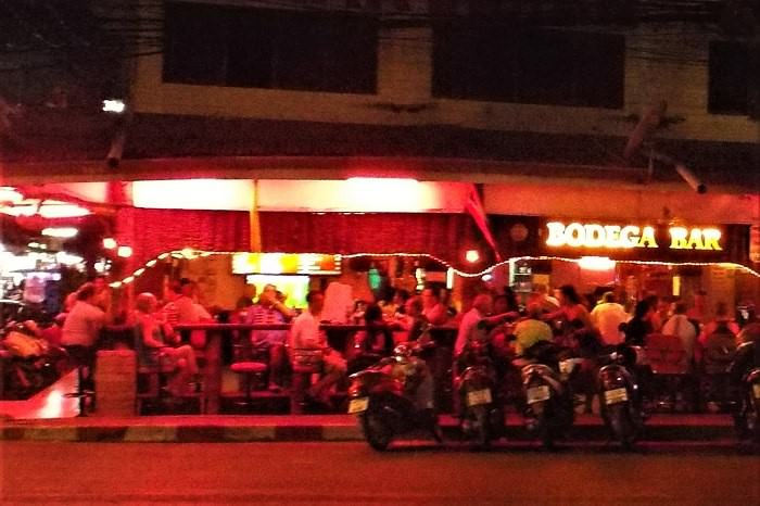 Pattaya Bodega Bar