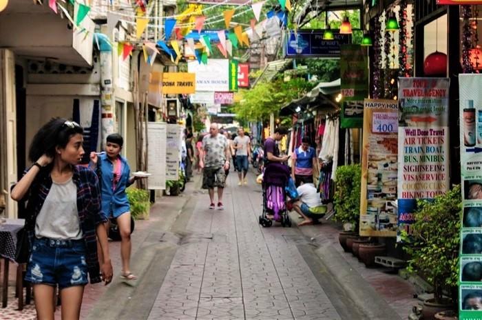 Bangkok daytime