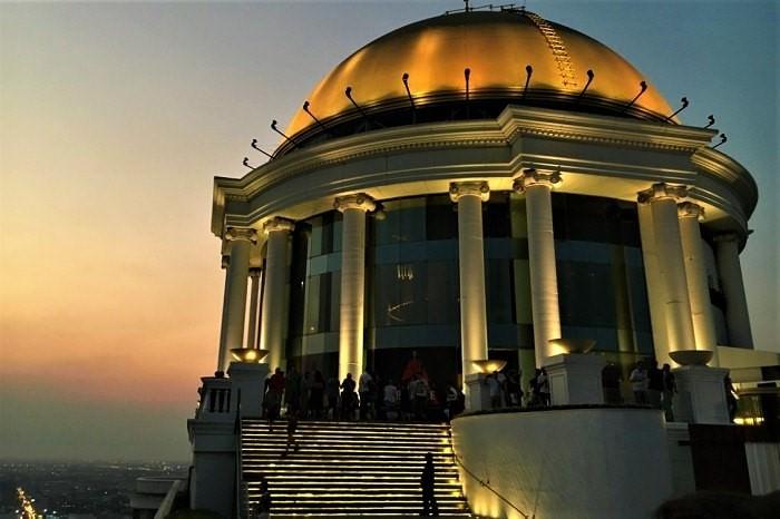Bangkok Lebua Hotel, Sky Bar