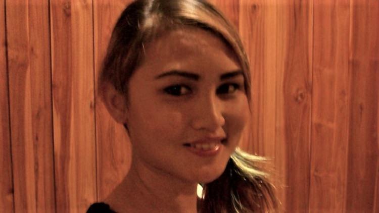 Sexy Bangkok girl
