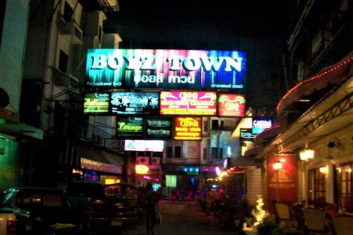 Boyztown Pattaya