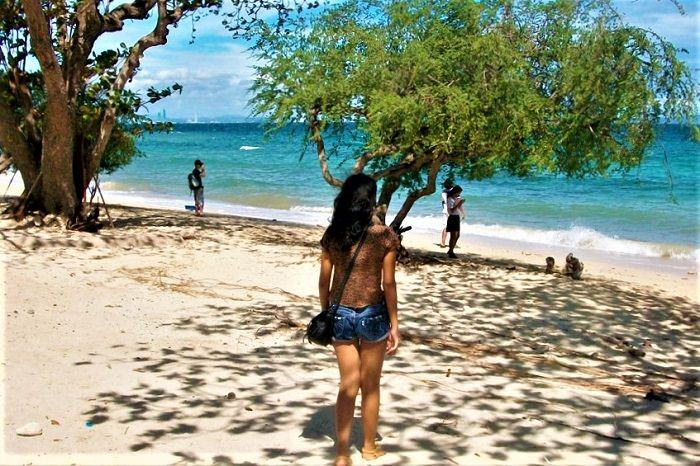 Nual beach, Koh Larn, Pattaya