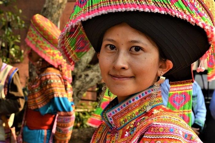 Chiang Mai hill-tribe girl
