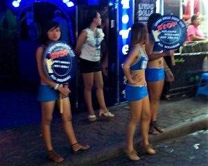 Thai Gogo Girls