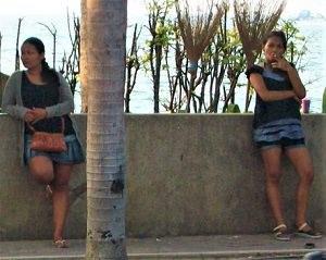 Thai Street Girls
