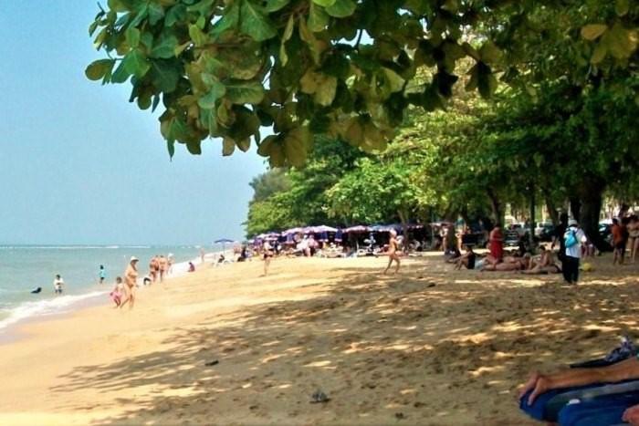 Jomtien, dongtan beach