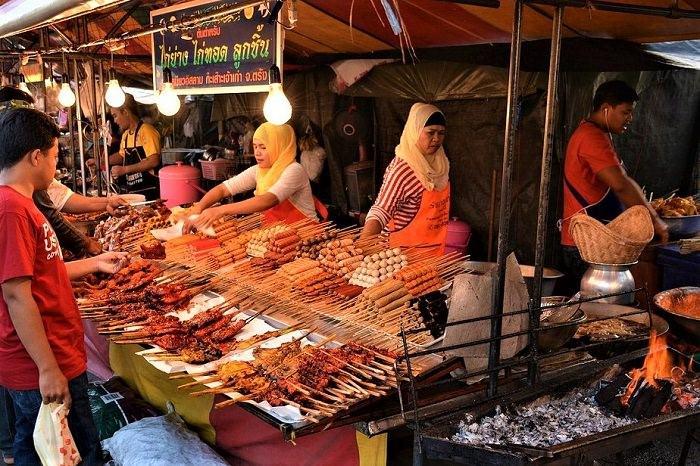 Krabi night-market