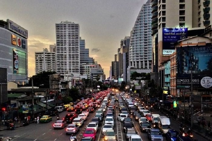 Lower Sukhumvit Bangkok