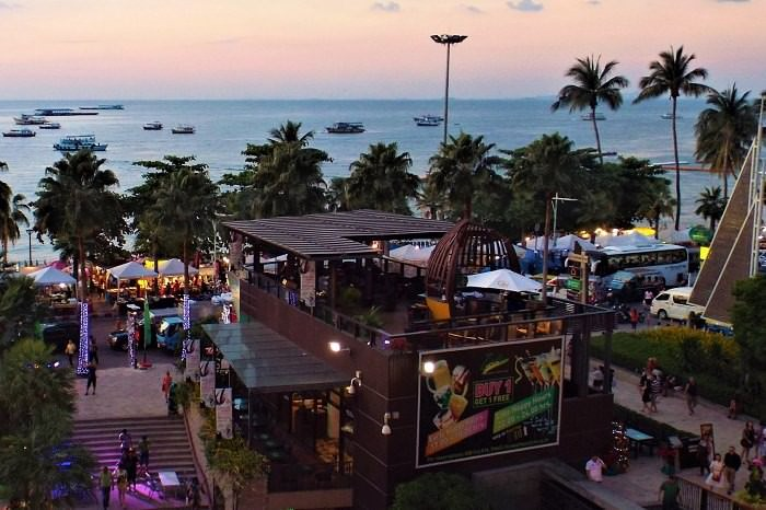 Pattaya rooftop bars