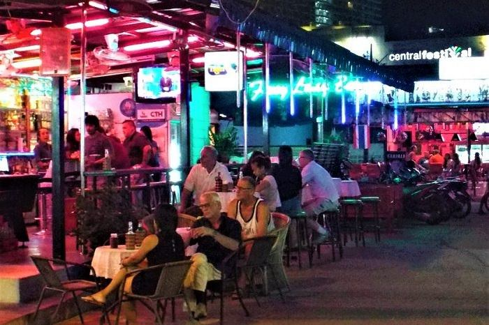 Bars in Pattaya