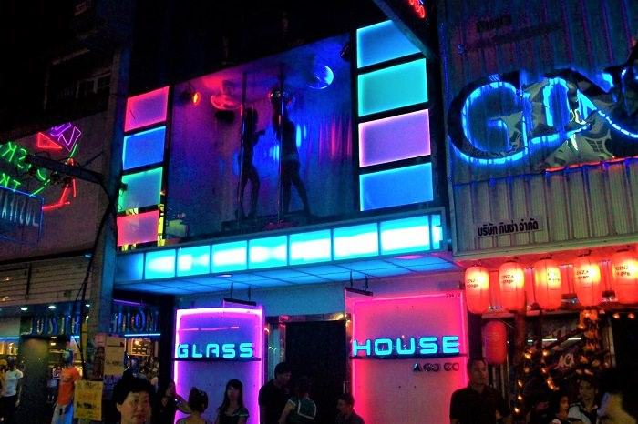 Glass House a-go-go Pattaya