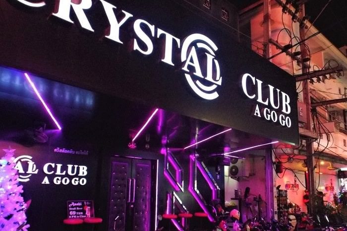 Crystal Club, Soi LK Metro