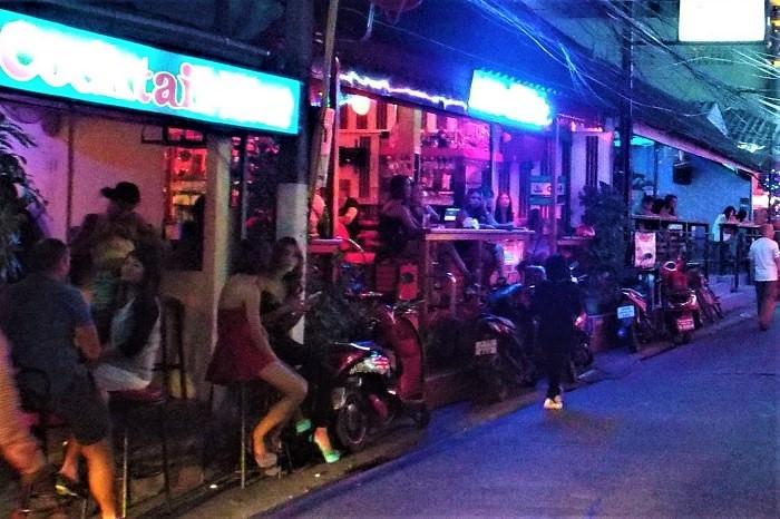Soi 8 Pattaya Hookers