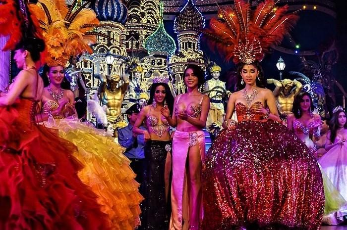 Phuket ladyboy cabaret