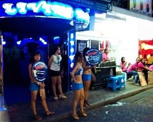 Living Dolls Showcase, Pattaya