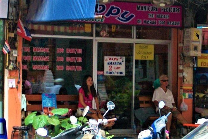 Pattaya soapy massage