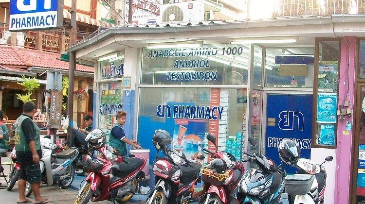 Pattaya pharmacy