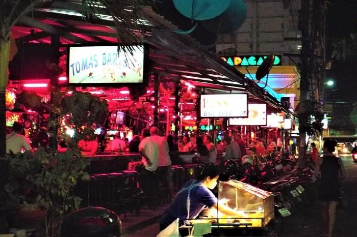 Soi Diana beer bars