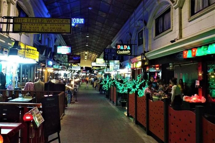 Pattaya Central Shopping Arcade