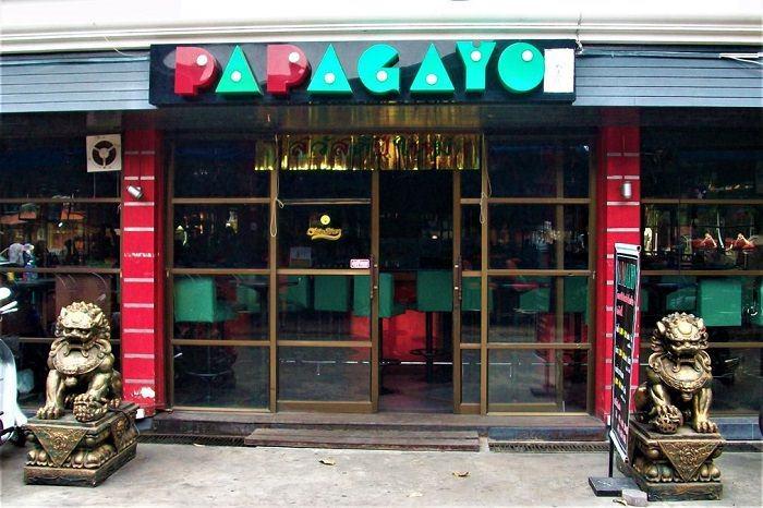 Papagayo Pattaya