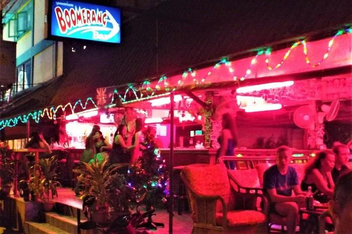 Soi 7 Boomerang Bar