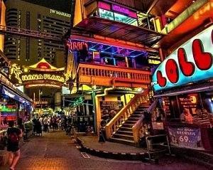 Bangkok Nana Plaza