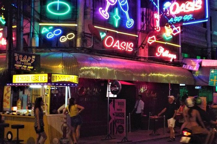 Oasis A-Go-Go, Pattaya