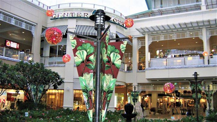 Hua Hin shopping mall