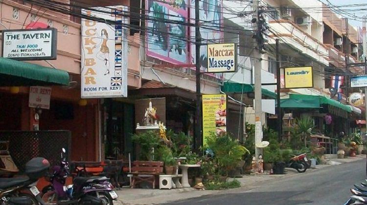 Pattaya massage parlor