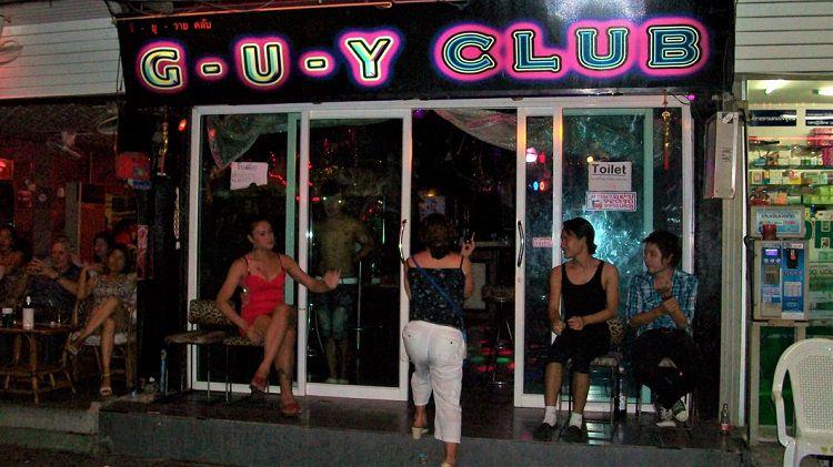 Walking Street Guy Club