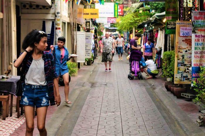 Bangkok daygame