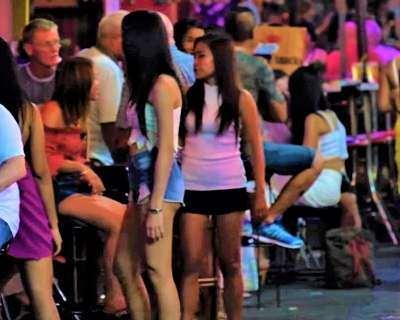 Hua Hin bar girls