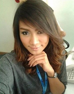 Petite Thai girl