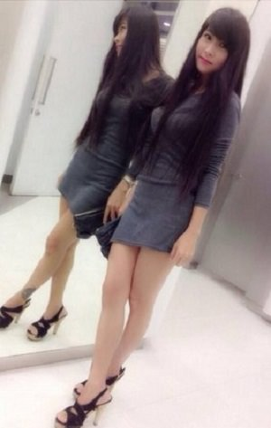 good looking online Thai girl