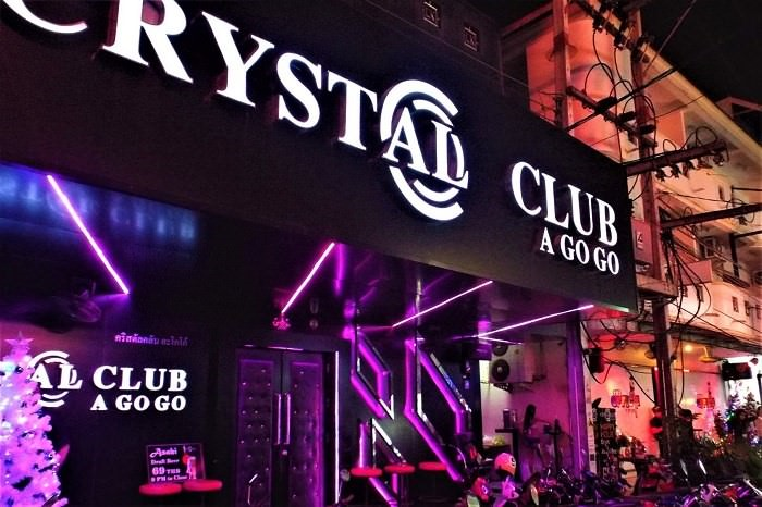 Crystal Club Pattaya