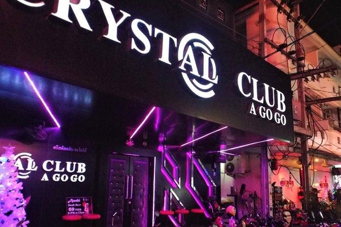 Crystal Club, Soi LK Metro