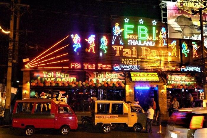 Nightclubs in Phuket
