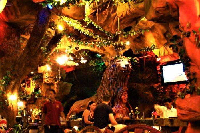 Phuket beer bar