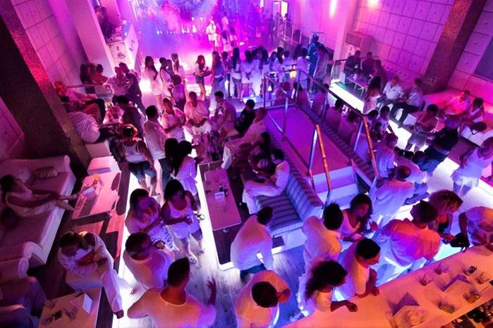 Patong disco