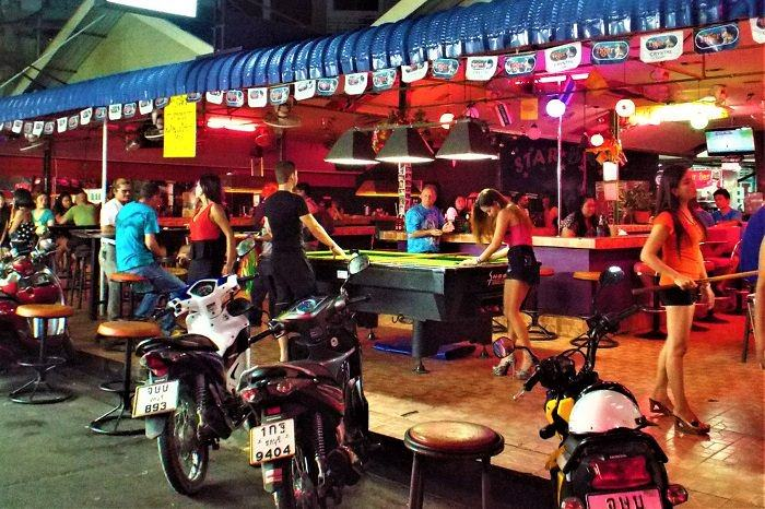 Pattaya beer bars