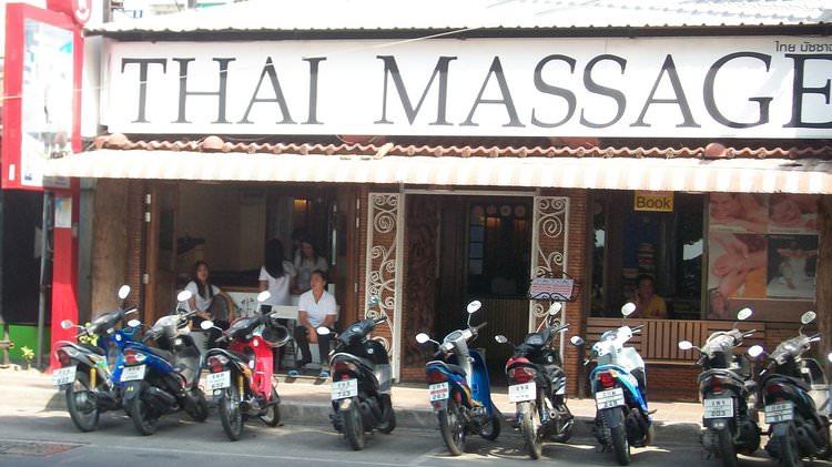 Pattaya Massage Shop