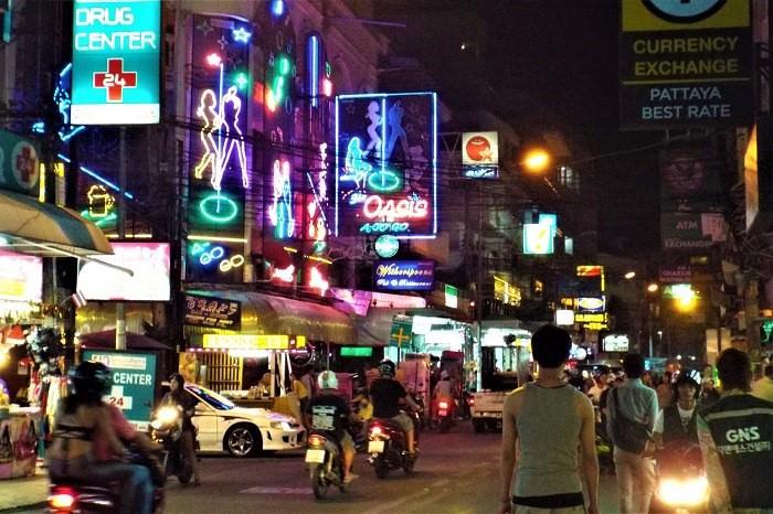 Oasis a-go-go Pattaya