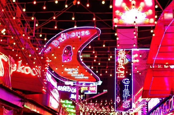 Soi Cowboy, Bangkok
