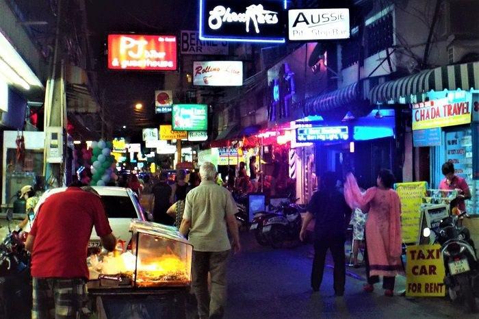 Soi 7 Pattaya