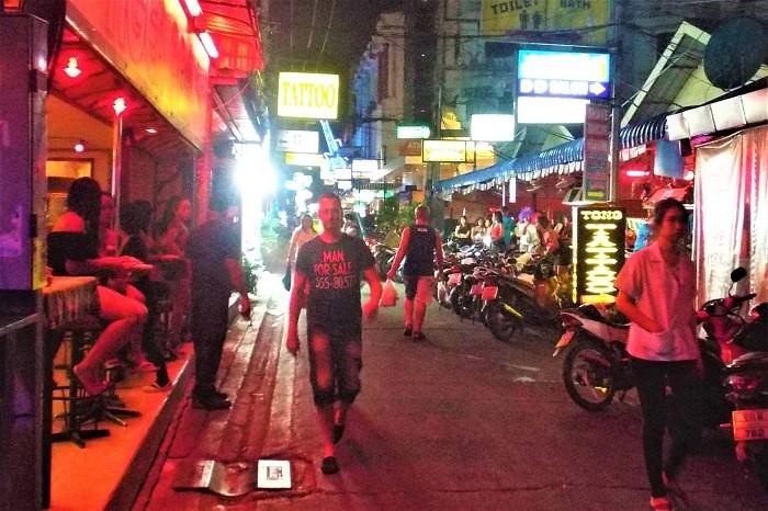 Pattaya Soi 8