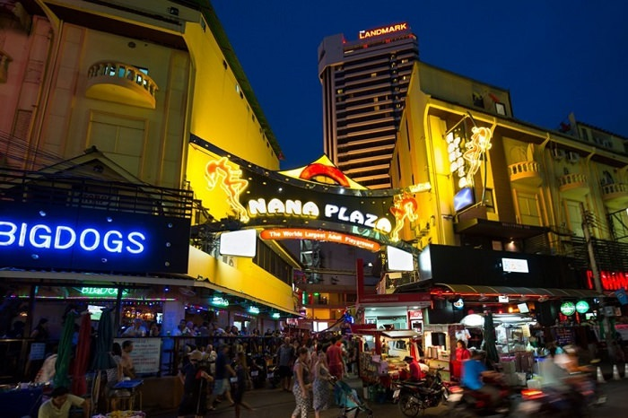 Nana Plaza, Bangkok