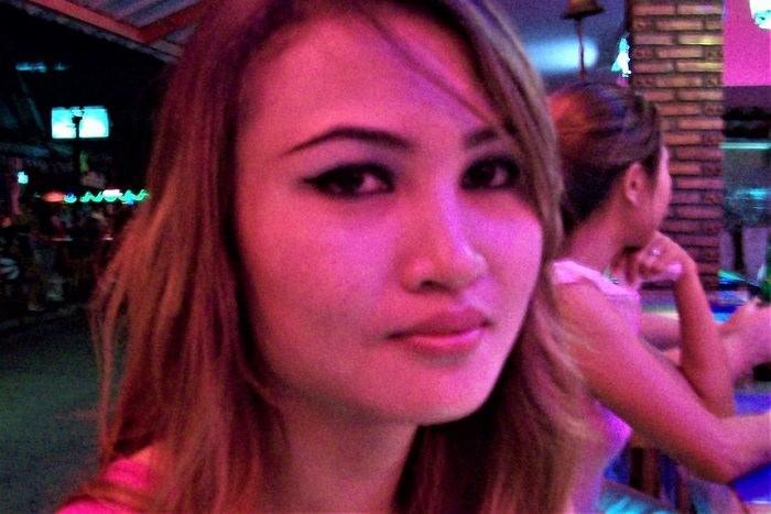 Thai prostitute