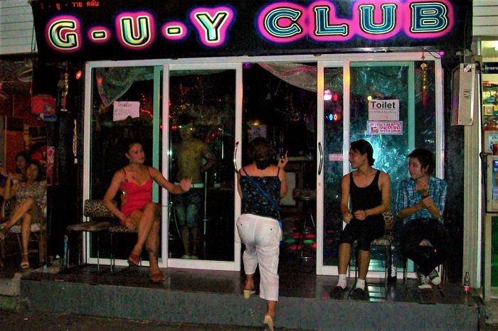 Walking Street Gay Bar