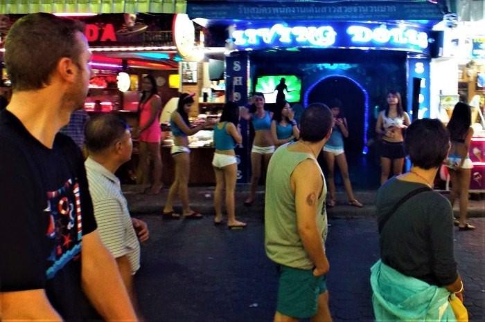 Living Dolls Showcase Pattaya